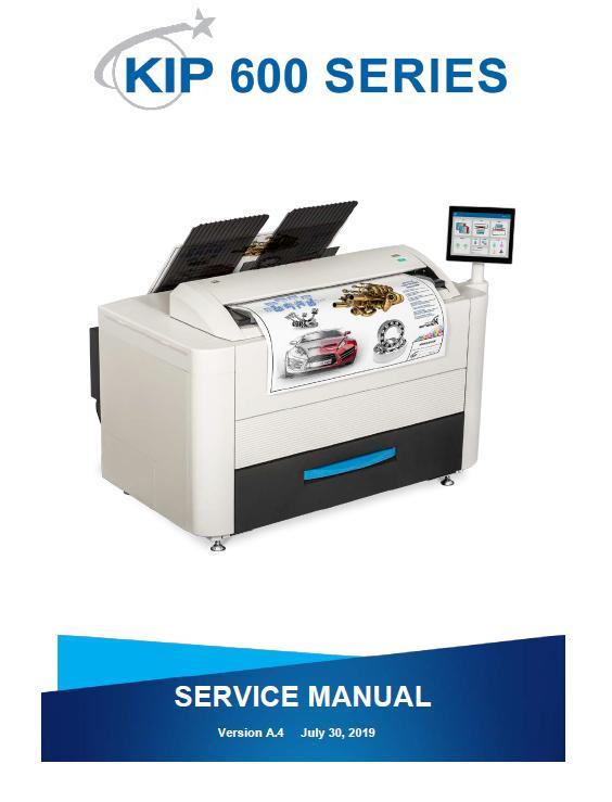 KIP 650/KIP 660 Service Manual