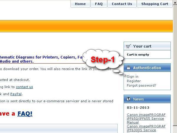 Download Service Manual